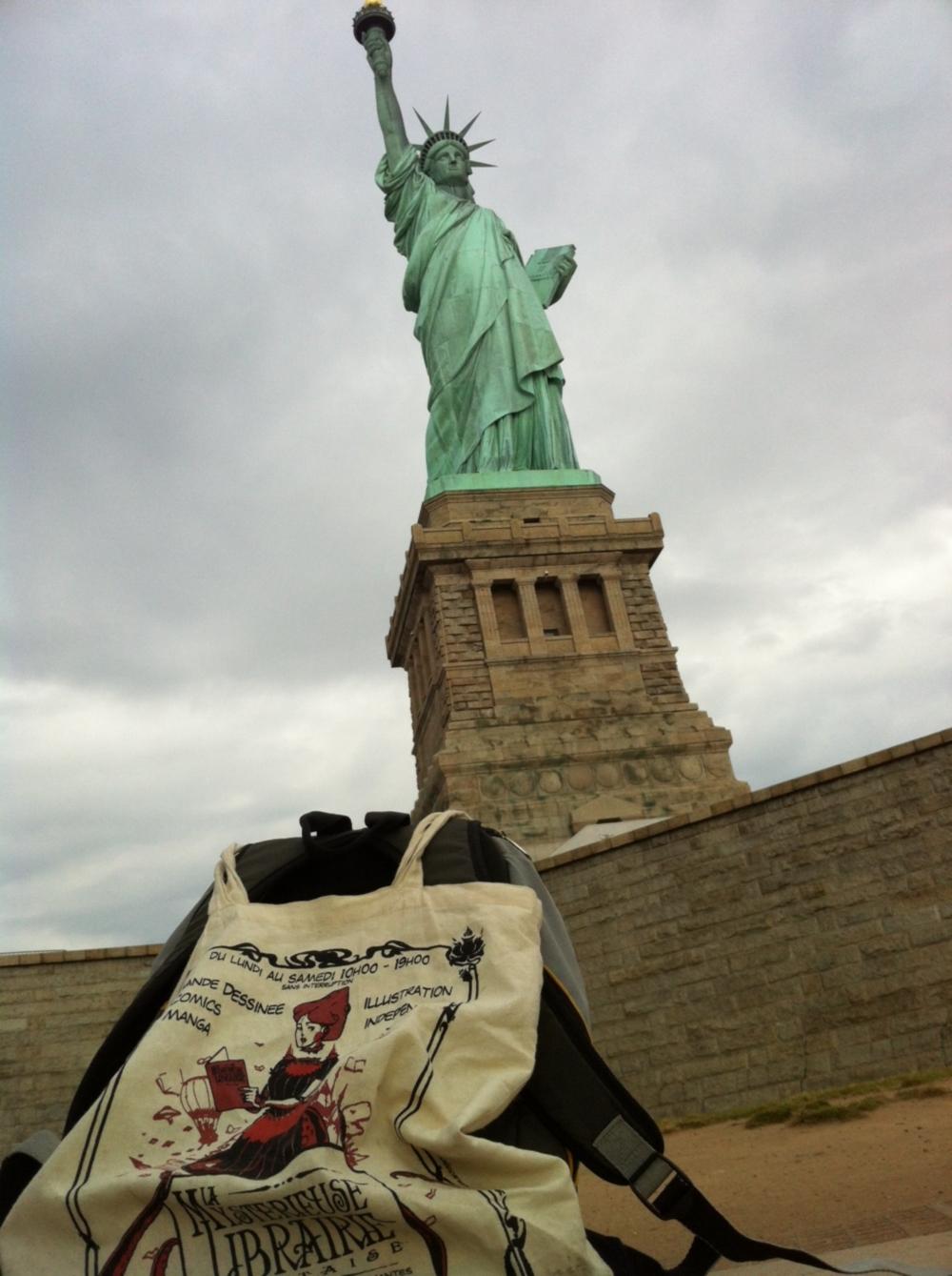 Liberty Island (USA)