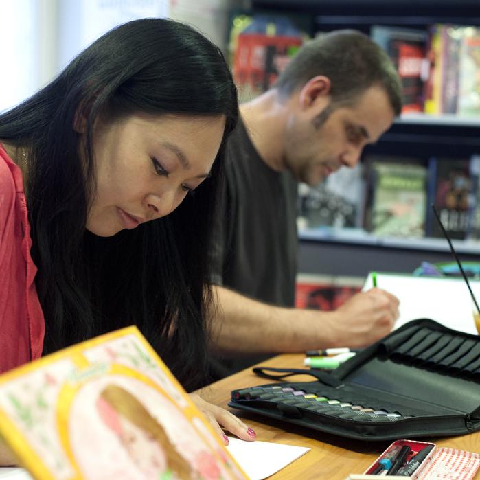 Rosalys & Olivier Supiot, 11 juin 2011