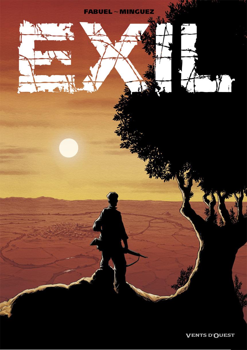 Exil couv