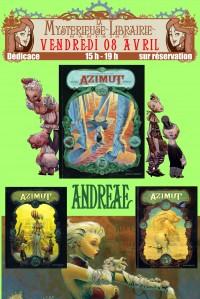 affichettes andreae